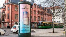 Kampagne des finnischen CBD Getränke Herstellers YSUB