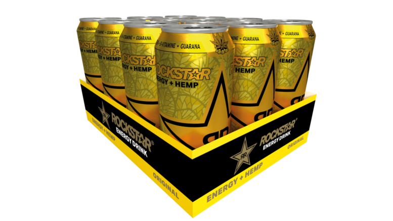der neue hanf drink von rockstar energy in deutschland
