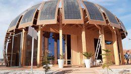 Morocco hempcrete project