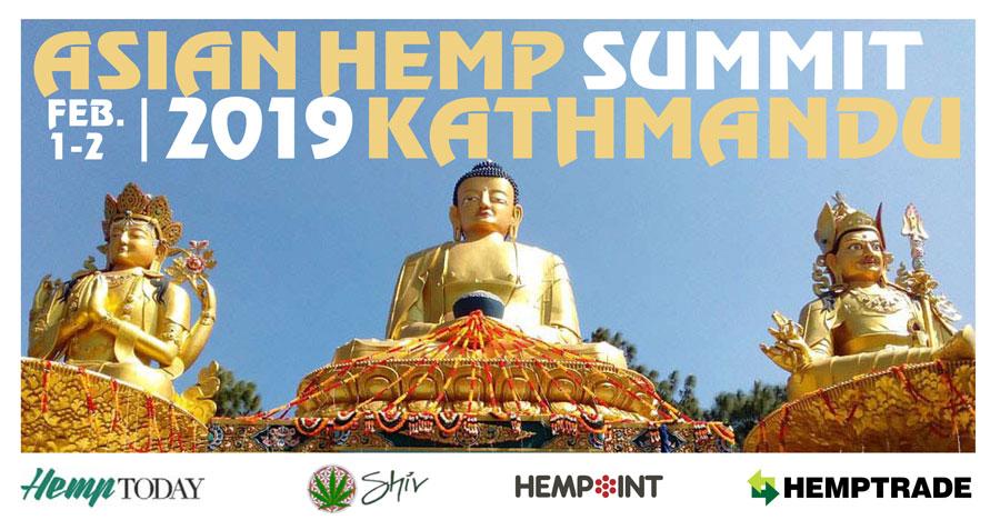 Asian Hemp Summit 2019