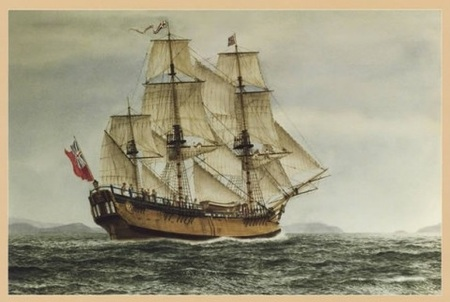 Sailing was a heyday for hemp in 17th century
