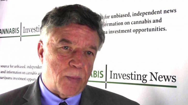 Russ Crawford, President of the Canadian Hemp Trade Association (CHTA)