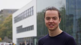 Michael Verhoeckx, Avans University of Applied Sciences in Breda, Holland.