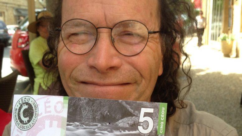 Merzouk Sider, economist, activist and eco-builder based in the Bouriane region in southwest France