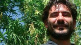 Diego Bertone, Argentinian cannabis researcher
