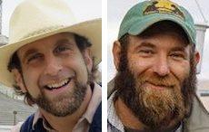 Hemp farmers Doug Fine and Mike Lewis