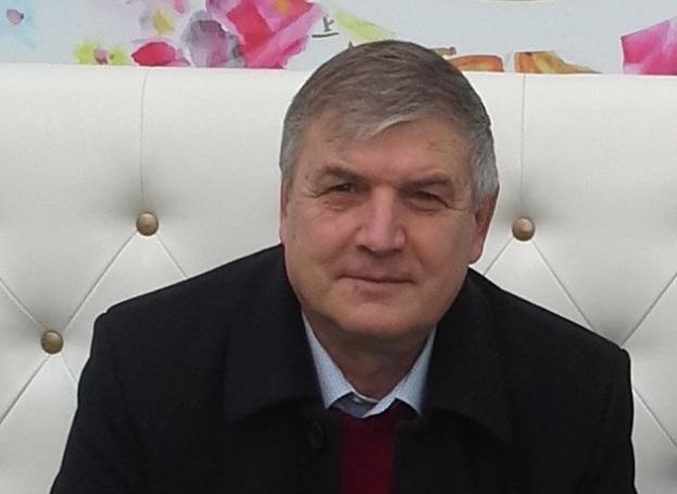 Alex Bratutel, BioEm's CEO