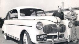 Henry Ford and hemp car