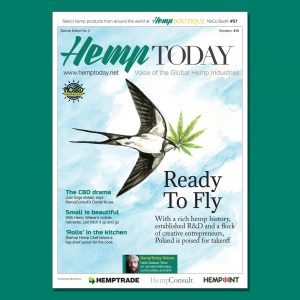 NoCo Hemp Expo 4 special edition cover.