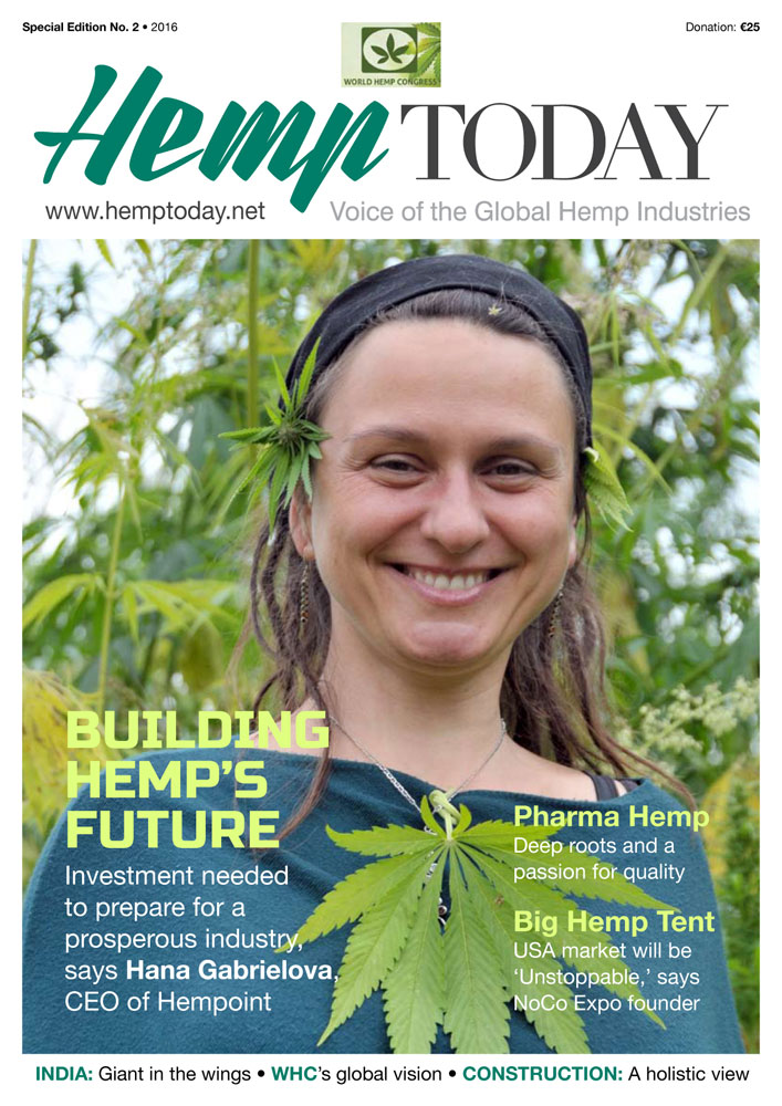 a discussion of the new global hemp of industry