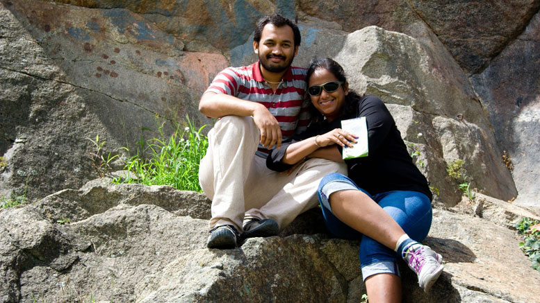 Dhiraj and Nivedita of Shah Hemp Inno-Ventures