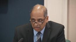 Neville Pinto, Acting President, University of Kentucky