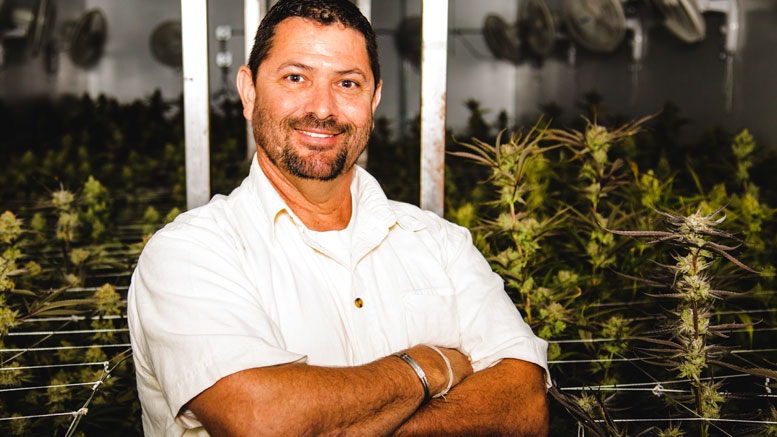 Dan Herer, industrial hemp developer.