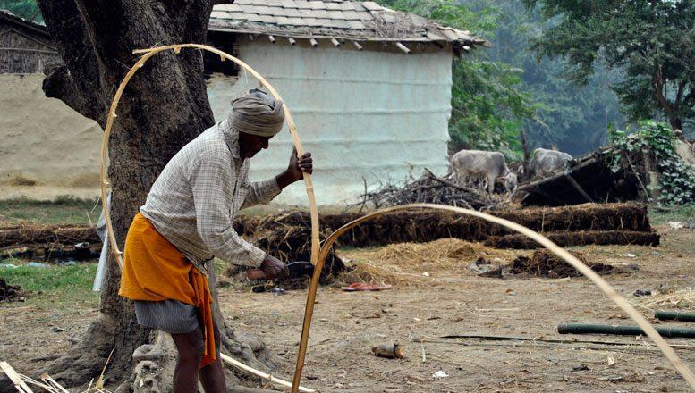 Rebuilding in Nepal with hemp.