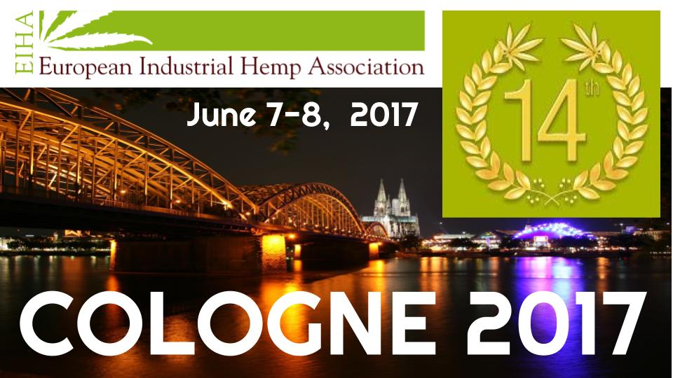 EIHA Conference Moves to Cologne