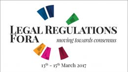 Legal regulations for Fora presentation