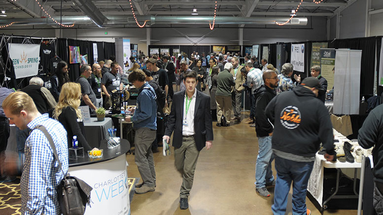 Vendors and guests at the NoCo Hemp Expo 3