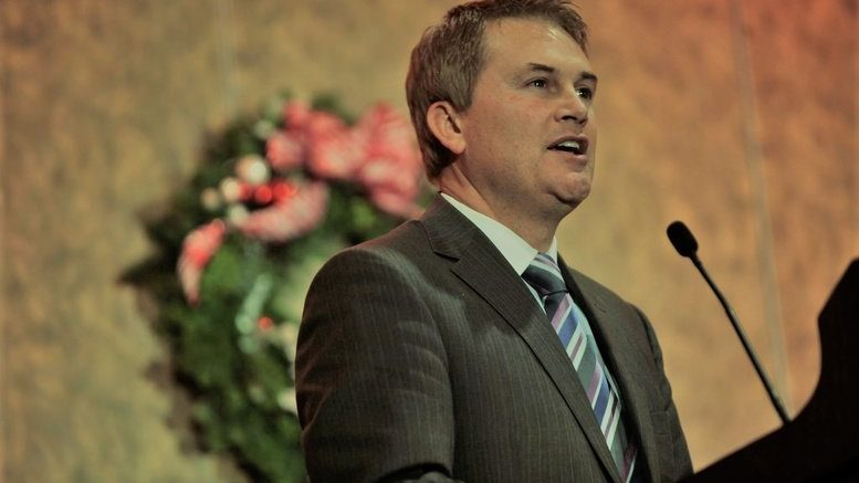 Rep. James Comer, Republican of Kentucky