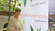 Petra Rusch, owner of Cannamoda.