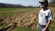 Ben Hall, Jr., Vice President at JustBen Agriculture, McClure, Pennsylvania, USA