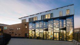 Brussels Greenbizz, a green incubator in Laeken.