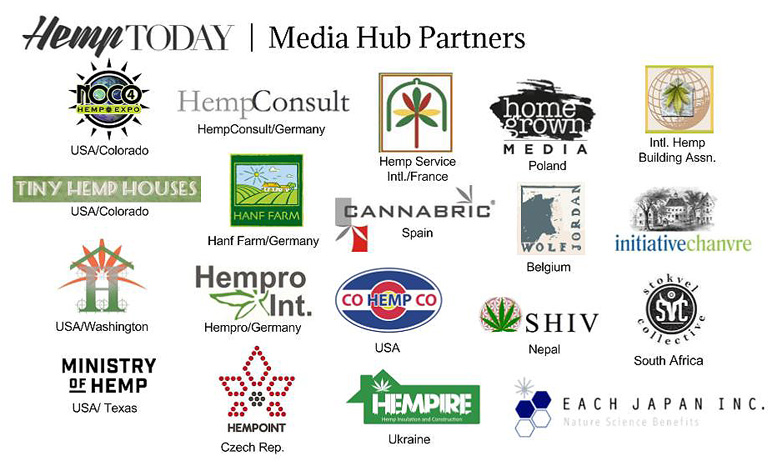 HempToday media hub partners