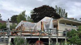 Under de-construction: Highland Hemp House