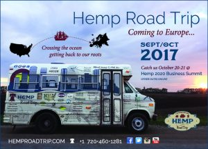 European Hemp Road Trip