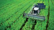 Hemp harvester created by Hanf Farm.