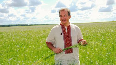 Michel Terestchenko, Mayor, Hlukhiv, Ukraine.