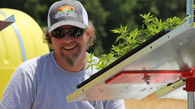 Preston Whitfield, founder at Source Hemp, North Carolina, USA
