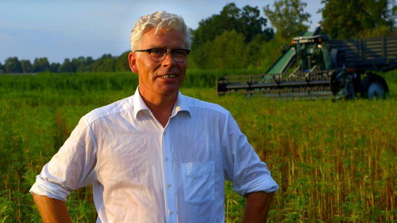 Rafael Dulon, CEO, HANF FARM, Berlin