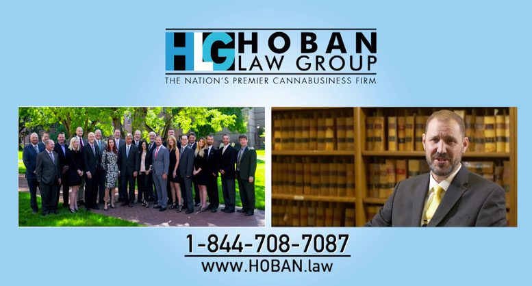 Hoban Law Group advertising