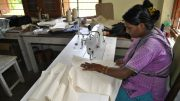 SHIV is training and employing locals as it expands its textiles business.