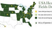 2017 USA Hemp Crop Report.