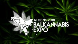 Balkannabis Expo in Athens, Greece