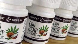 Honest Herbal produces a line of CBD products.