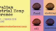 Industrial hemp conference in Australia