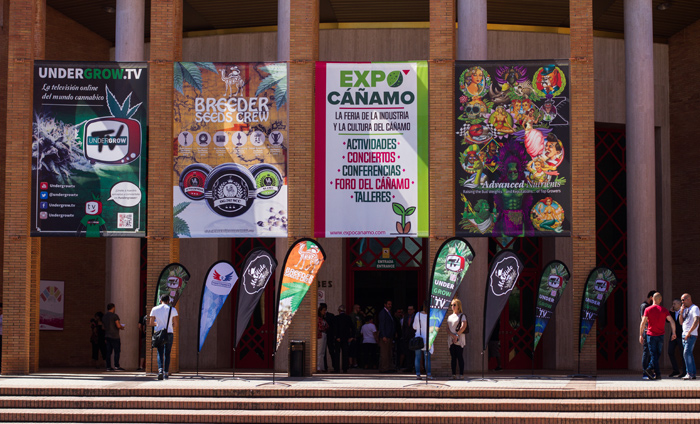 Expo Canamo site
