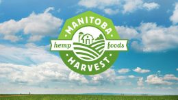 Logo for Manitoba Harvest in Canada