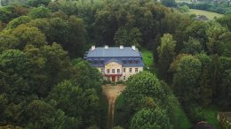 HempToday Center in the Palace at Nakło, Poland.