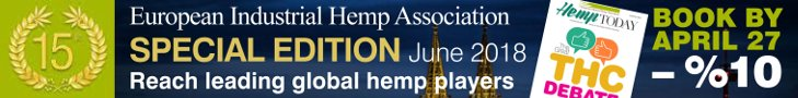 European Industrial Hemp Association Special Edition 2018