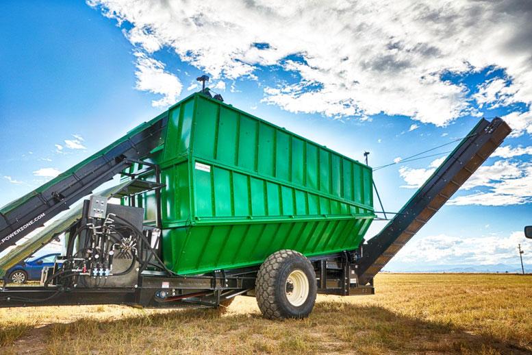 Power Zone's harvesting platform is built for ROI
