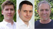 Jacek Kramarz, Pavel Kubu, Boaz Wachtel at The Future of Medical Hemp