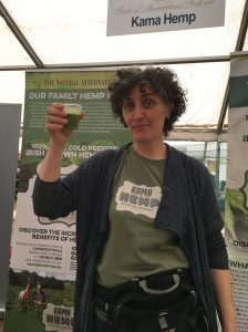 Kate Mullaney, Kama Hemp, Ireland