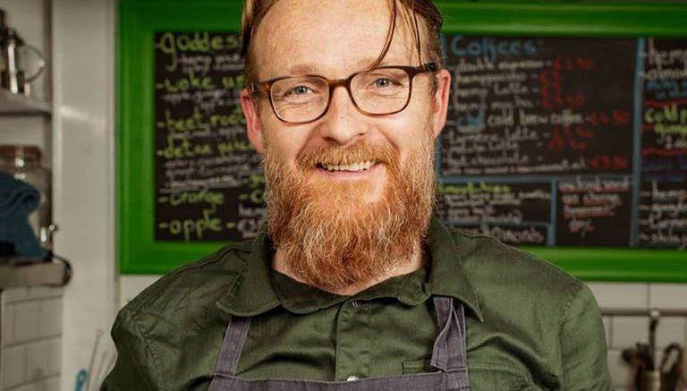 Declan Darcy, The Hemp Kitchen, Dublin