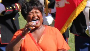 Hazel Miller, blues and jazz artist
