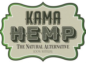 kama logo irish hemp company