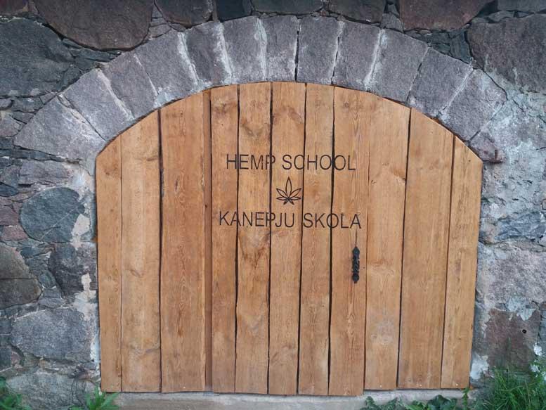 Education Center at Obelisk Farm, Latvia