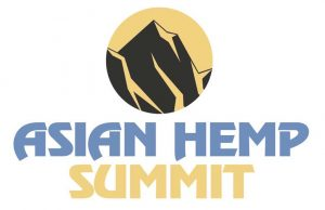 Logo for the Asian Hemp Summit